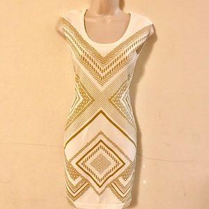 Xoxo bodycon white dress S